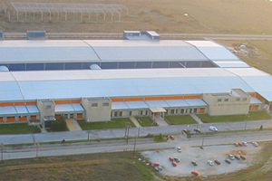 Thrace Spinning Mills S.A. Plant Komotini Industrial Area